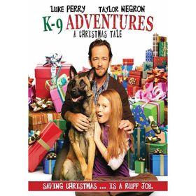 K9 Adventures - A Christmas Tale (DVD)
