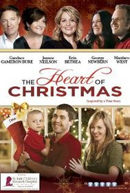 The Heart of Christmas (DVD)