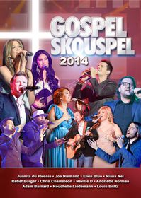Gospel Skouspel 2014 - Various Artists (DVD)