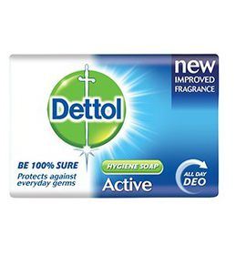 Dettol Soap Active - 90g