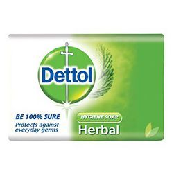 Dettol Soap Herbal - 90g