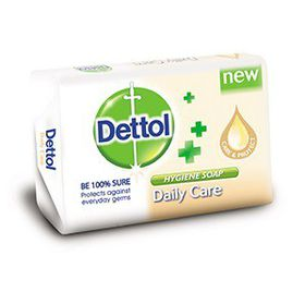Dettol Soap Daily Care - 175g