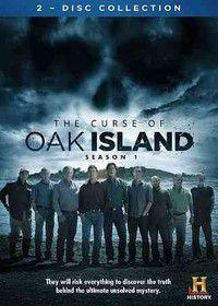 Curse of Oak Island - (Region 1 Import DVD)