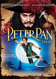 Peter Pan Live - (Region 1 Import DVD)