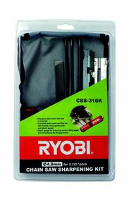 Ryobi - 3/16 Inches Chainsaw Sharpening Kit