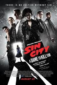 Sin City 2: A Dame to Kill For (DVD)