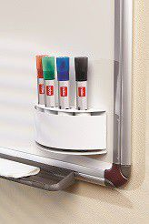 Nobo Magnetic Board Marker Holder