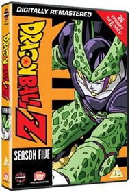 Dragon Ball Z: Complete Season 5 (Import DVD)