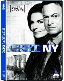 CSI New York Complete Season 9 (DVD)