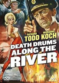 Death Drums Along the River (Import DVD)