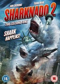 Sharknado 2 The Second One (Import Blu-ray)