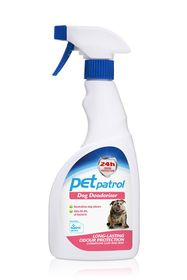 Pet Patrol - Dog Deodoriser - 500ml