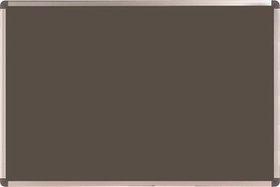 Nobo Elipse Felt Notice Board 900mm x 1200mm - Grey