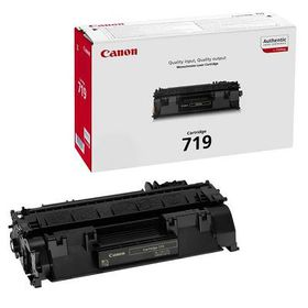 Canon 719 Black Laser Toner Cartridge
