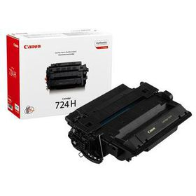Canon 724H High Yield Black Laser Toner Cartridge