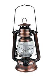 OZtrail - LED Hurricane Lantern - Bronze