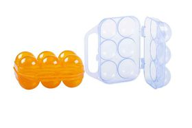 OZtrail - Egg Carrier - Half Dozen