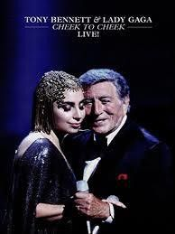 Tony Bennet, Lady Gaga - Cheek To Cheek - Live (DVD)
