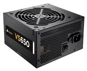 Corsair - VS Series VS650 650W Power Supply Unit