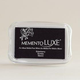 Tsukineko Memento LUXE Ink Pad - Elderberry