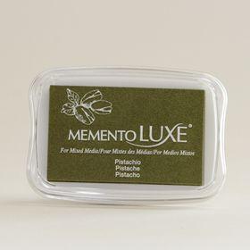 Tsukineko Memento LUXE Ink Pad - Pistachio