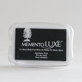 Tsukineko Memento LUXE Ink Pad - Northern Pine