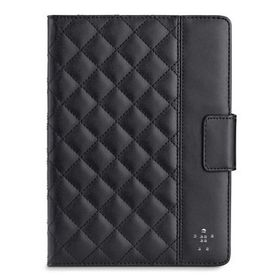 Belkin Quilted Cover for iPad Air - Black