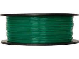 MakerBot PLA Filament Large Spool - Translucent Green
