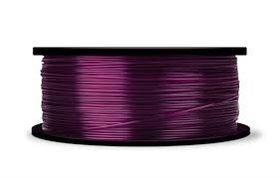 MakerBot Large Translucent Purple PLA Filament
