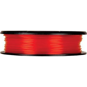 MakerBot PLA Filament Small Spool - Translucent Orange