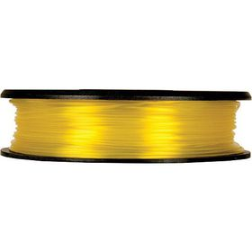 MakerBot PLA Filament Small Spool - Translucent Yellow