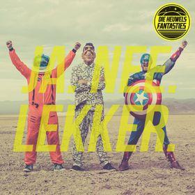 Die Heuwels Fantasties - Ja Nee Lekker (CD)