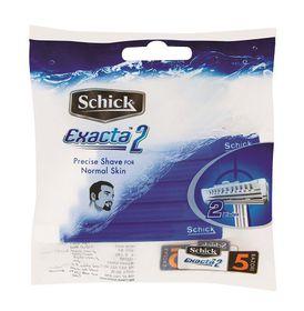 Schick Exacta 2 Regular - 5's