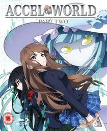 Accel World: Part 2 (Import Blu-ray)