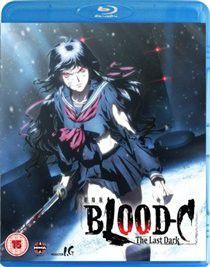 Blood C: The Last Dark (Import Blu-ray)