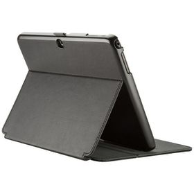 Speck Galaxy Tab 4 Stylefolio 10.1 inch Cover - Black/Grey