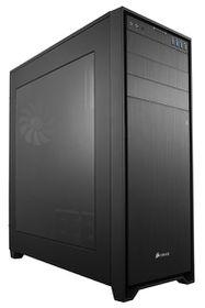 Corsair Obsidian 750D Atx Case - Black- Windowed
