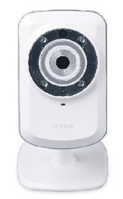 D-Link Wireless N Day & Night Mjpeg Network Camera