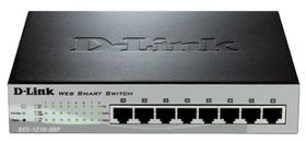 D-Link 24-Port 10-100MBPS EasySmart Switch - DES-1100-26