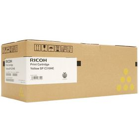 Ricoh SP C310HE Yellow Laser Toner Cartridge