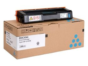 Ricoh SP C310HE Cyan Laser Toner Cartridge