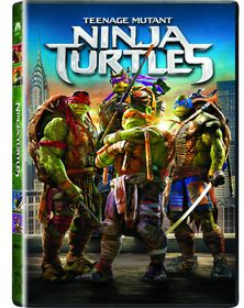 Teenage Mutant Ninja Turtles Movie (DVD)