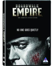 Boardwalk Empire Season 5 (DVD)