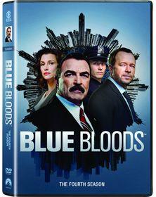 Blue Bloods Season 4 (DVD)