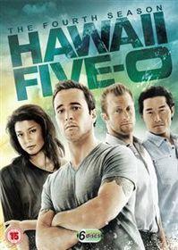Hawaii Five-0: Season 4 (Import DVD)