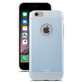 Moshi iGlaze for iPhone 6 - Arctic Blue