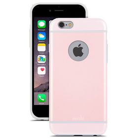 Moshi iGlaze for iPhone 6 - Carnation Pink