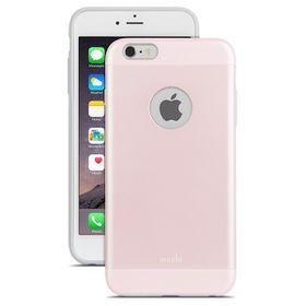 Moshi iGlaze for iPhone 6 Plus - Carnation Pink