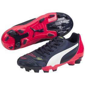 Junior Puma EvoPower 4.2 FG Soccer Boot