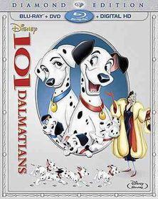 101 Dalmatians (Diamond Edition) (Region A Import Blu-ray)